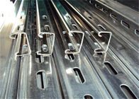 Galvanized Steel C Channel Beam Solar Bracket Thickness 1.4-3mm Hot Roll Coil
